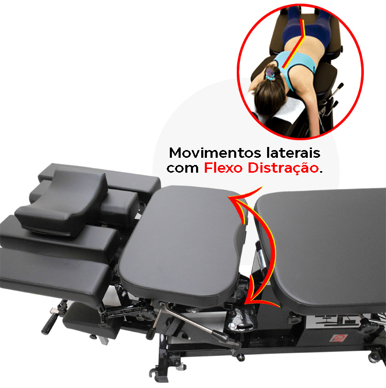 maca tracao lateral